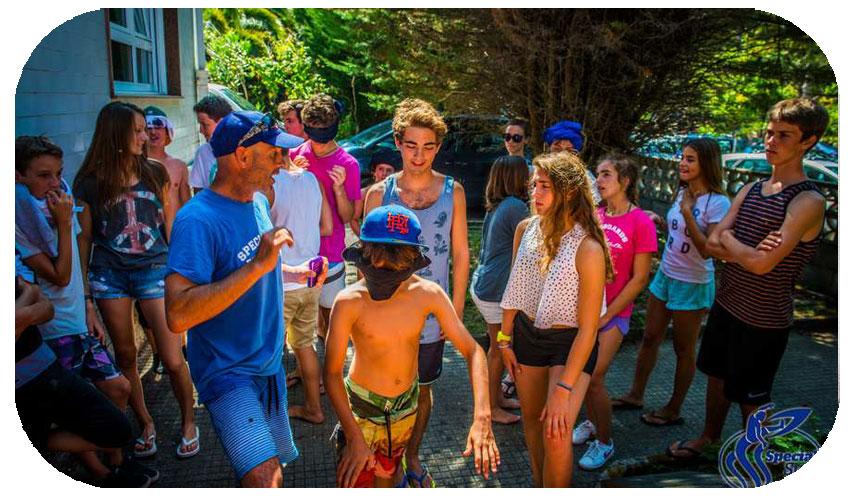 El Surf Camp no para¡¡¡¡